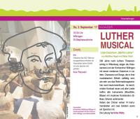 03.09.2017: Luther Musical