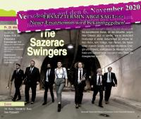 20.03.2020: The Sazerac Swingers